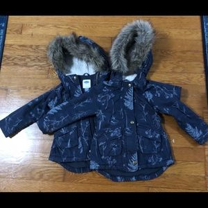 Old Navy Jackets & Coats - Old Navy winter jacket with faux fur